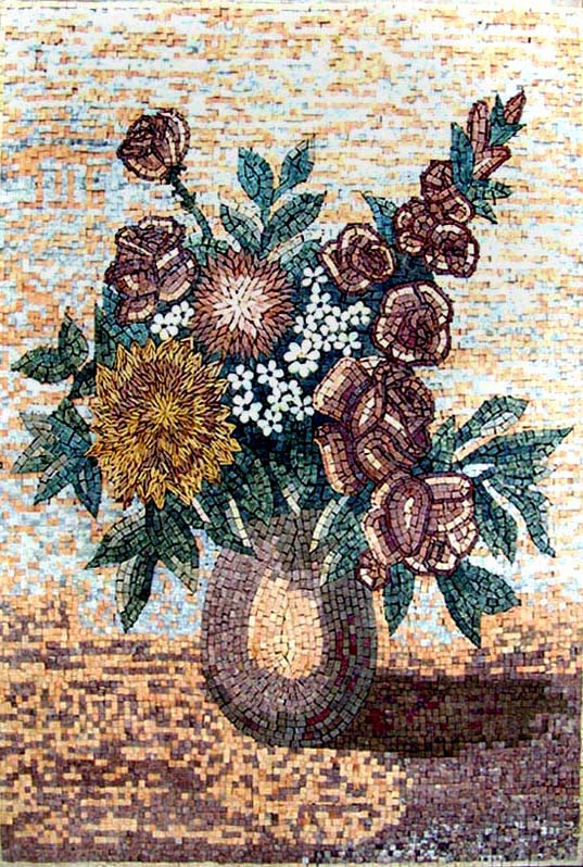 Floral Mosaics Your Way
