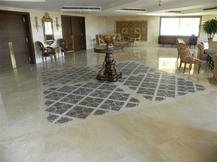 TexTile mosaic floor pattern design