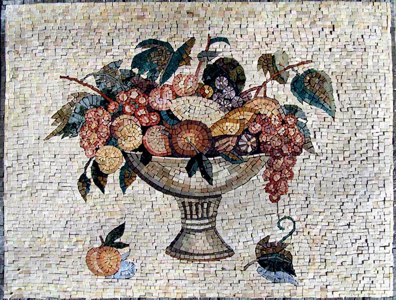 Fruit Mosaics Mosaics Your Way