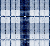 Plaid Mosaic design